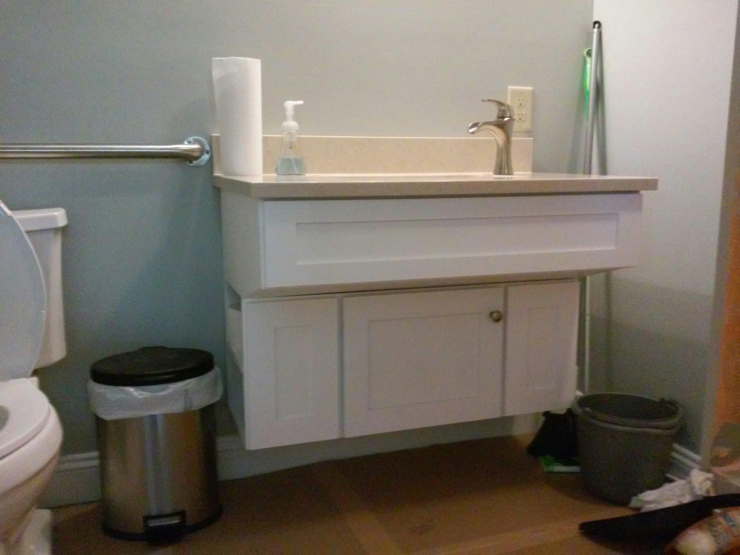 Ada bathroom guidelines