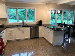 Shaker White Kitchen