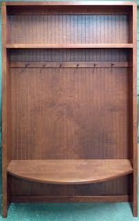Entry way cabinet